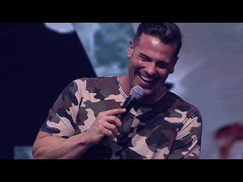 Brian Guerin  Glorious Moment at Jesus '18