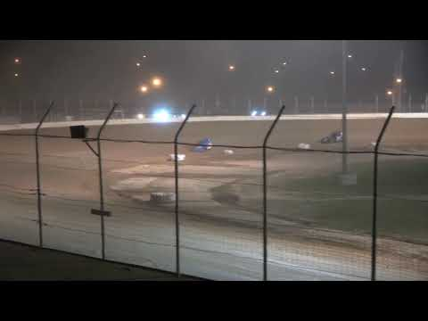 UMP Modified A-Main from Portsmouth Raceway Park, June 26th, 2021. - dirt track racing video image