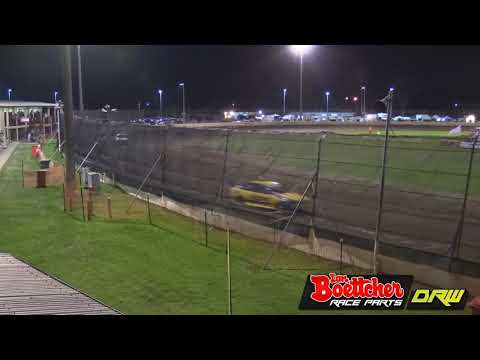 Modified Sedans - A-Main - Rockhampton Speedway - 04.11.17 - dirt track racing video image