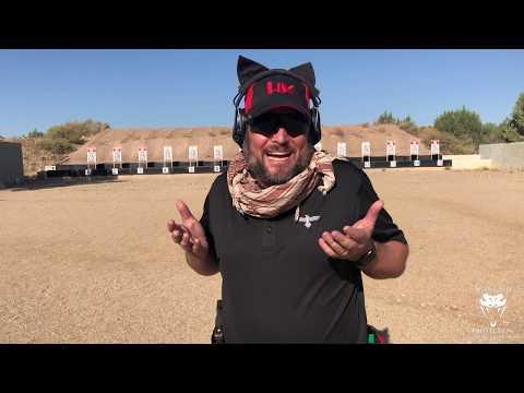 Training at Gunsite 250 (Part 6): School Qual Shooting Mirror Image