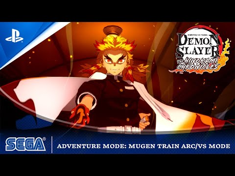 Demon Slayer -Kimetsu no Yaiba- The Hinokami Chronicles - Adventure Mode | PS5, PS4