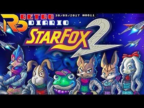 RetroDiario Noticias Retro (30/09/2017) #0011 - Starfox 2, Commodore 64 Mini y más...