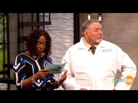 Dr. James Kern on Great Day Houston