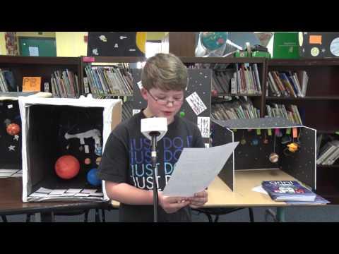 Oral Health Essay - Pownal School (James)