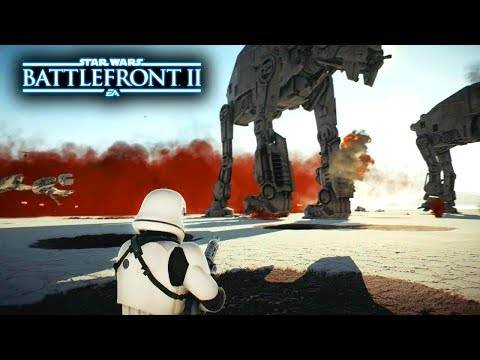 Star Wars Battlefront 2 The Last Jedi DLC - Crait Galactic Assault Gameplay! Finn & Captain Phasma! - UCGBX_7Q2vIJc-7j4DzMk4Qw