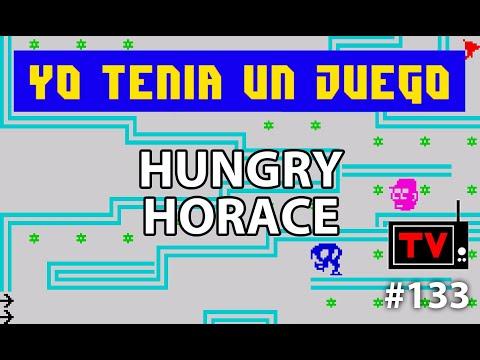 Yo Tenía Un Juego TV #133 - Hungry Horace (ZX Spectrum)