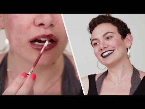 Women Try 5 Most Popular Matte Lipsticks From Sephora