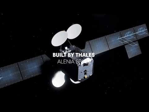 EUTELSAT KONNECT Satelllite - a new-generation High Throughput Satellite for Europe and Africa