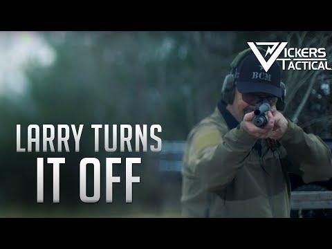 Larry Turns It Off - Melon