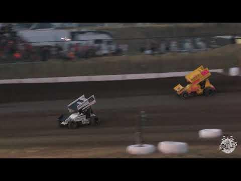 Lucas Oil ASCS Highlights Gallatin Speedway 7 9 21 - dirt track racing video image