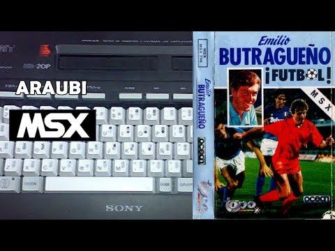 Emilio Butragueño (Topo Soft, 1988) MSX [034] El Kiosko