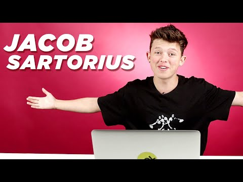Jacob Sartorius Takes The Millennial Test