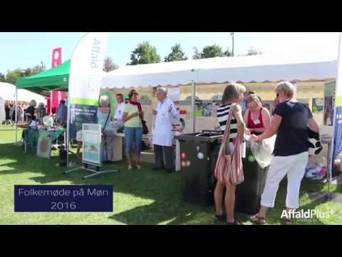 AffaldPlus og Vordingborg Kommune på Folkemødet på Møn