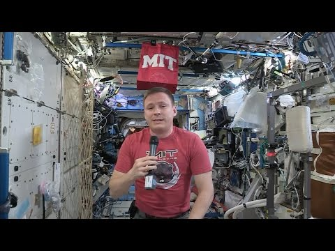 NASA Astronaut Discusses Life in Space with his Al…