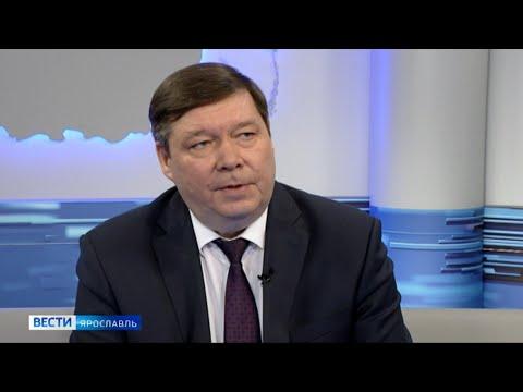 О ситуации с распространением коронавируса в Ярославской области, расскажет Анатолий Гулин