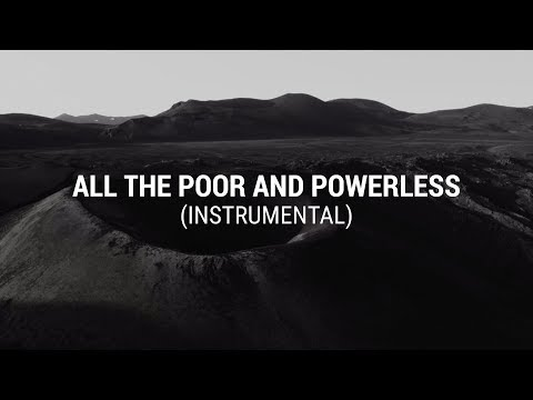 The Creak Music - All The Poor And Powerless (Official Video)