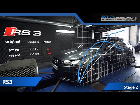 Audi RS3 8V MKI 430Hp Stage 2 By BR-Performance