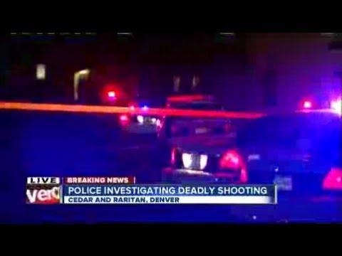 Denver police investigate fatal shooting