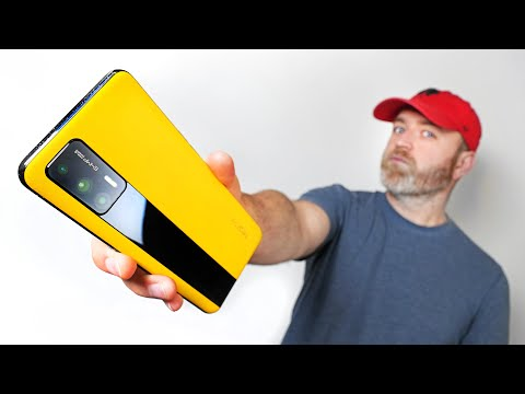 The World's Cheapest Snapdragon 888 Flagship Smartphone...