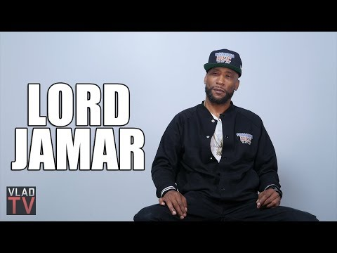 Lord Jamar on Morgan Freeman Accusations: They're Going After God! (Part 2)