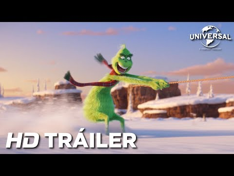 EL GRINCH - Tráiler 2 (Universal Spain) - HD
