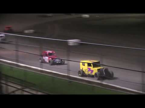 HOT Dwarf 06 23 17 - dirt track racing video image
