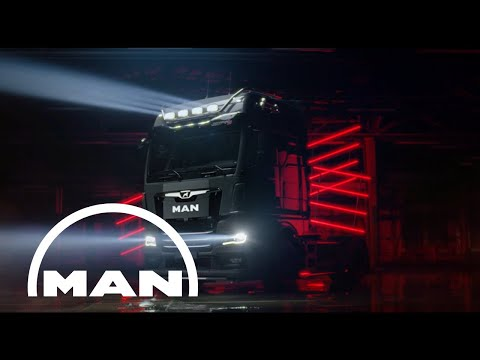 The new MAN TGX Individual Lion S | #SimplyMyTruck | MAN Truck & Bus