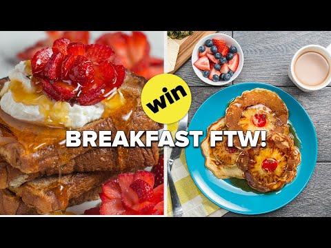 Recipes To Make You Love Mornings ? Tasty Recipes