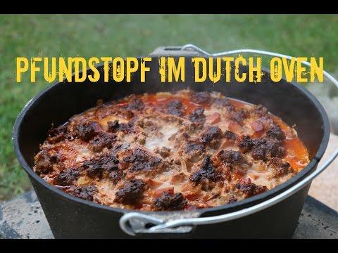"""Der """"Pfunds Dopf"""" - Pfundstopf im Dutch Oven - Party Rezept - Frohe Weihnachten! - UCDcRizbS5Calh338K0AlPSw"""