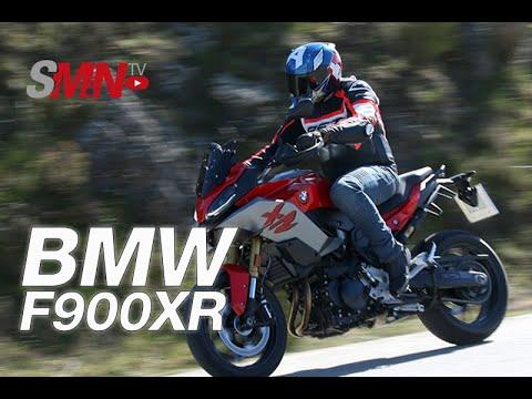 Prueba BMW F900XR 2020 [FULLHD]