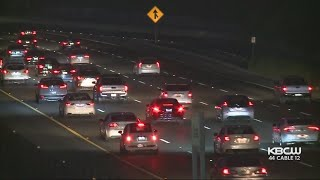 BART Construction Will Impact Highway 24 Weekend Traffic