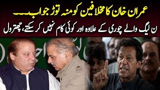 Imran Khan Bashing Reply To Pmln | Noon League Chitrol | Top Story