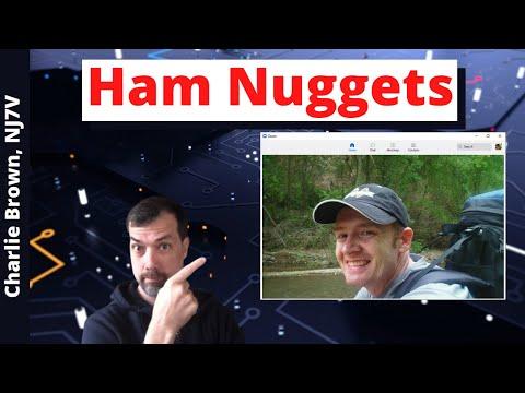#90 Ham Nuggets Live! With Charlie Brown, NJ7V