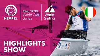Highlights Show | Hempel World Cup Series Genoa 2019