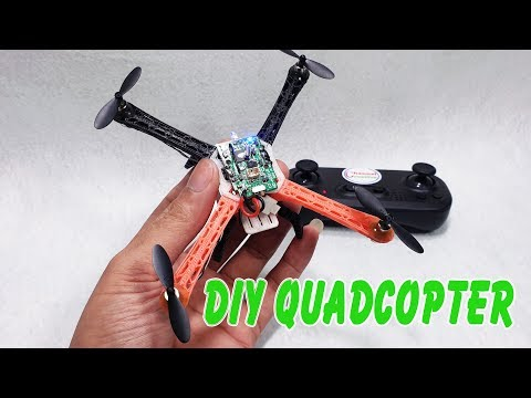 Build a Mini Quadcopter With 3D Printer - UCFwdmgEXDNlEX8AzDYWXQEg
