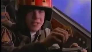 After Burner Sega Master System Video Game Ad (1989) (low quality)