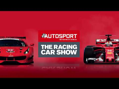 Ferrari at Autosport International