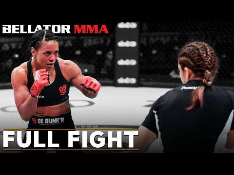 Full Fight | Denise Kielholtz vs. Petra Castkova | Bellator MMA