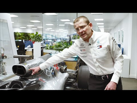 How the Mercedes F1 Team Beat the Heat in the Bahrain Desert
