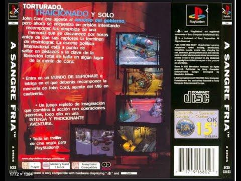 A Sangre Fría Playstation