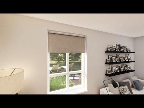 How to install roller blinds | JYSK