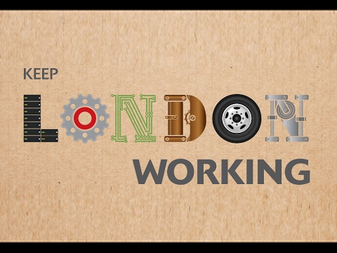 Keep London Working Launch