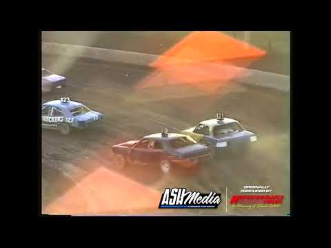 Improved Production: Australasian Championship - A-Main - Archerfield Speedway - 29.06.1997 - dirt track racing video image
