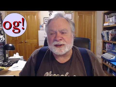 KE0OG Dave Casler Live Stream 15 Oct 2020