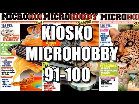 MICROHOBBY REVISTAS 91 AL 100