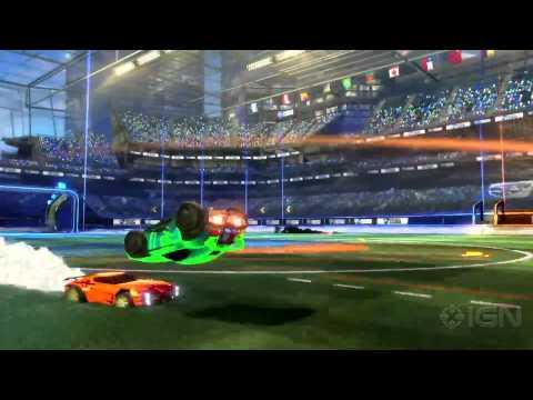 Rocket League - Supersonic Fury DLC Official Trailer - UCKy1dAqELo0zrOtPkf0eTMw