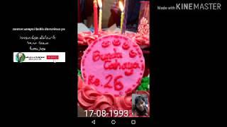 My birthday 🎂 in Bali