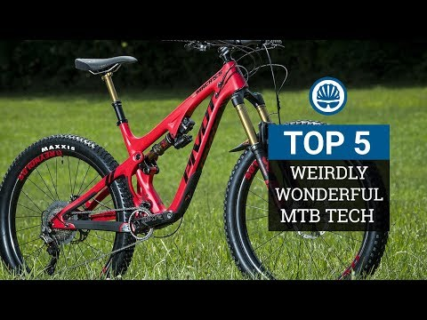 Top 5 - Weirdly Wonderful Mountain Bike Tech