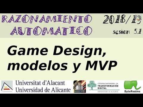 Game Design, Modelos y MVP [GameDev asm Z80][5.1][2018]