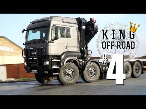 MAX HUNT - King Off Road: Avsnitt 4